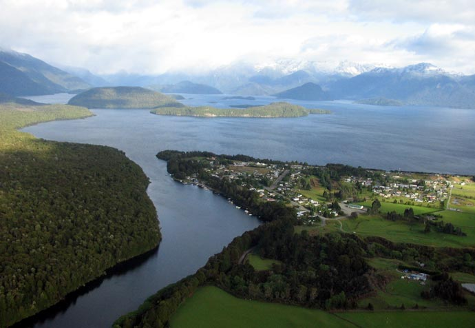 Manapouri New Zealand  City pictures : Recommended Great Tourist Attractions in New Zealand